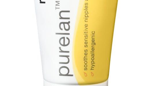 La crème Purelan 100 de MEDELA