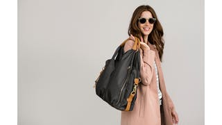 Le sac à langer Neckline de LASSIG