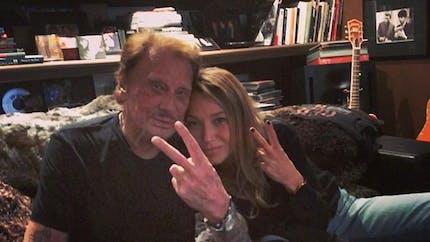 Johnny Hallyday : quelle relation entretenait-il avec sa fille Laura ?