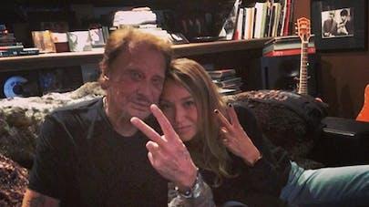 Quand Johnny Hallyday évoquait « les mensonges » de sa fille Laura Smet