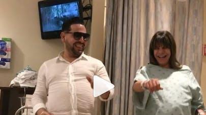 Accouchement : un couple fait une danse sexy pour éviter la césarienne, et ça marche ! (vidéo)