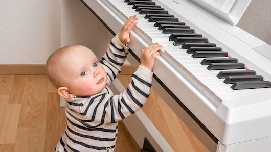 Ouïe: comment bébé entend-il ?