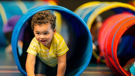 Baby sport : les cours d'éveil corporel pour Bébé