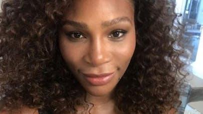 Serena Williams Découvrez Ladorable Déclaration Damour