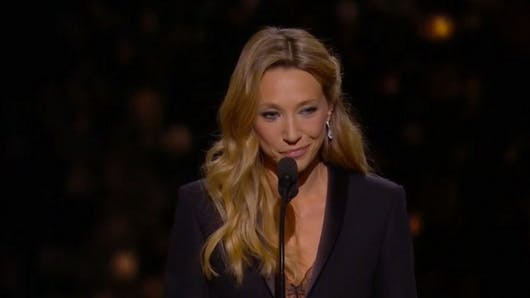 Laura Smet : sa petite phrase pleine de sous-entendus aux César 2018 (vidéo)
