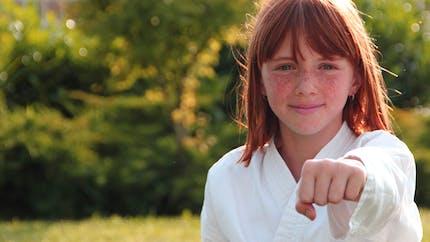 Le judo pour les enfants