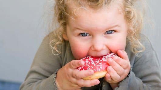 Attention à l'obésité infantile !