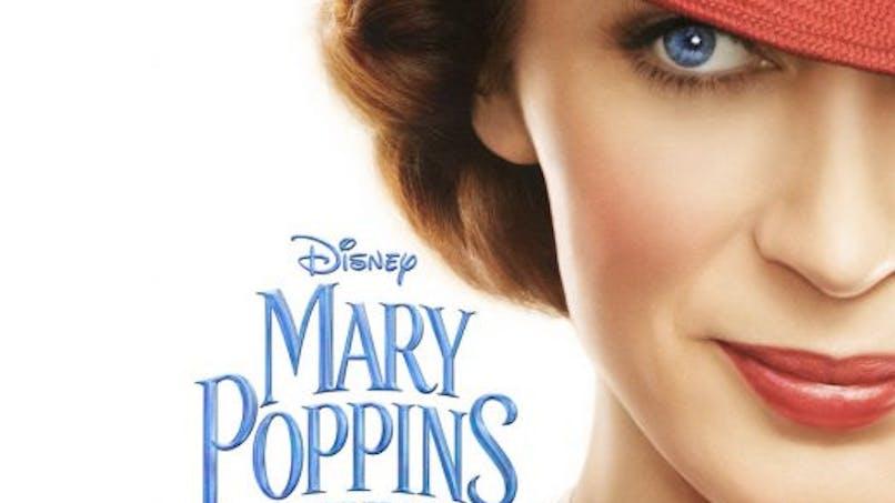 Mary Poppins: on peut déjà voir la bande-annonce!