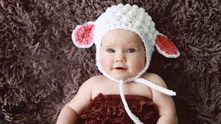 Thème astral du bébé Bélier (21 mars-19 avril)