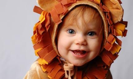 Thème astral du bébé Lion (23 juillet-22 août)