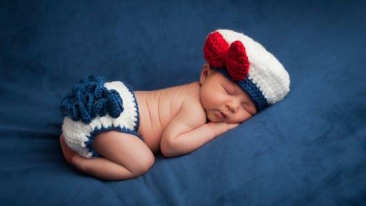 Thème astral de bébé Poisson (19 février-20 mars)