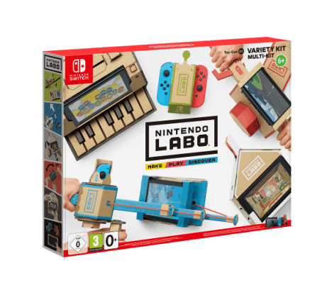 Multi Kit Nintendo Labo