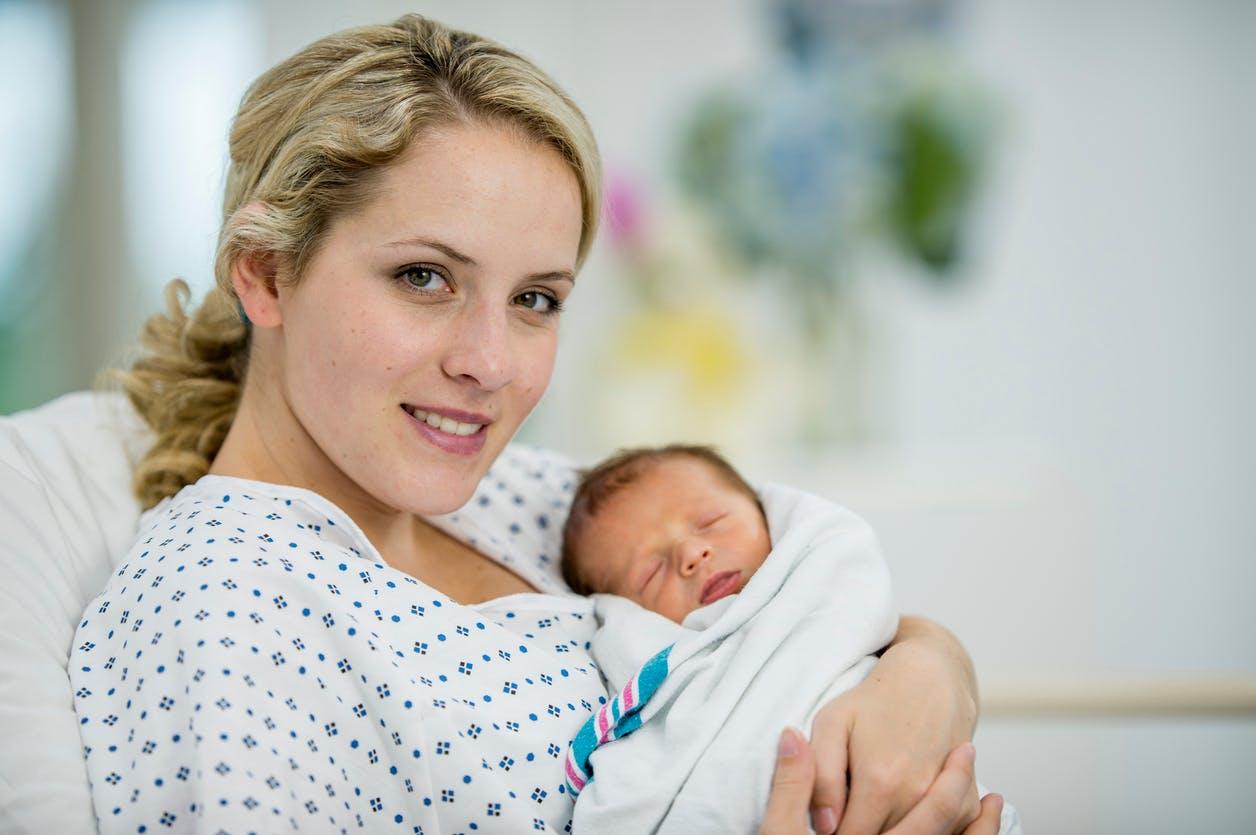9d4b491934df0 Le séjour à la maternité avec son bébé