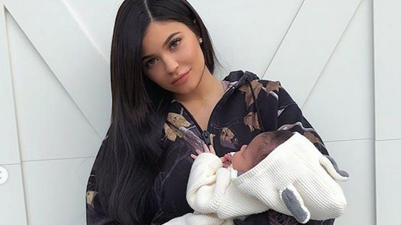Kylie Jenner révèle sa prise de poids pendant sa grossesse