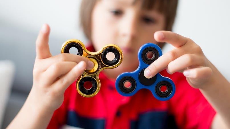 Hand spinner: la Commission européenne les classe en tête des jeux dangereux