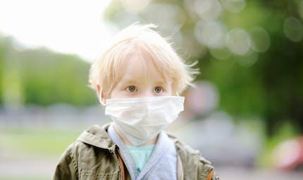 Les maladies contagieuses chez l'enfant
