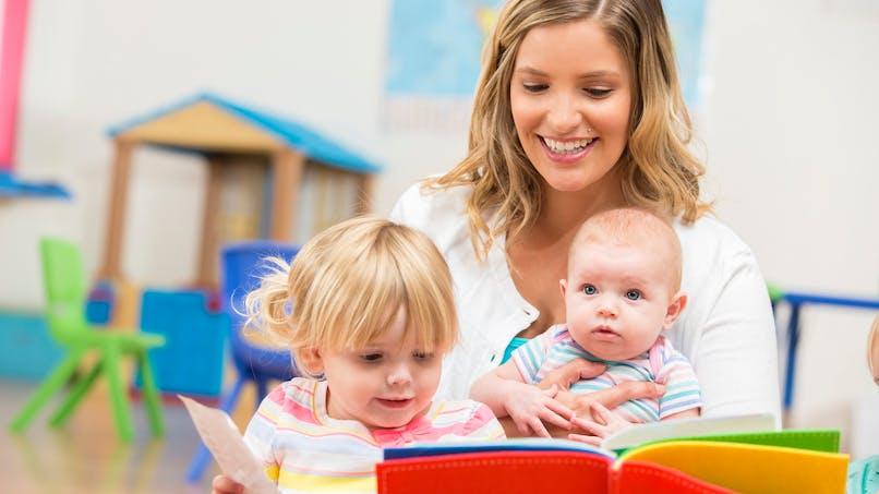 Crèche: des bébés bientôt accueillis à l'Assemblée nationale
