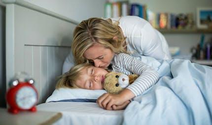 Sommeil: les mauvaises habitudes s'installent tôt chez les enfants d'âge scolaire
