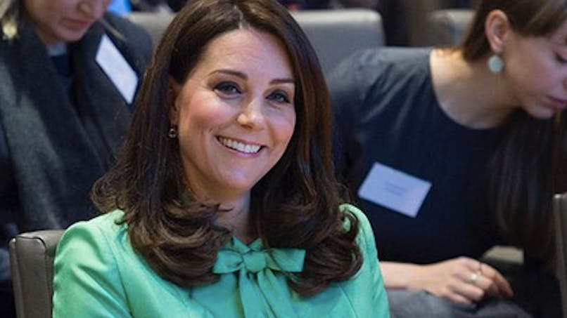 Kate Middleton, enfin en congé maternité !