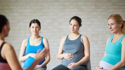 groupe femmes enceintes