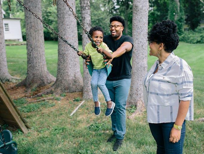 Willow et famille
