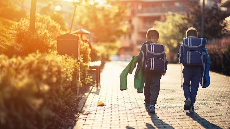 Deux enfants inventent de toutes pièces une tentative d'enlèvement