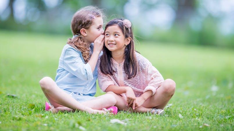 Les amitiés dans l'enfance seraient bonnes pour la santé à l'âge adulte