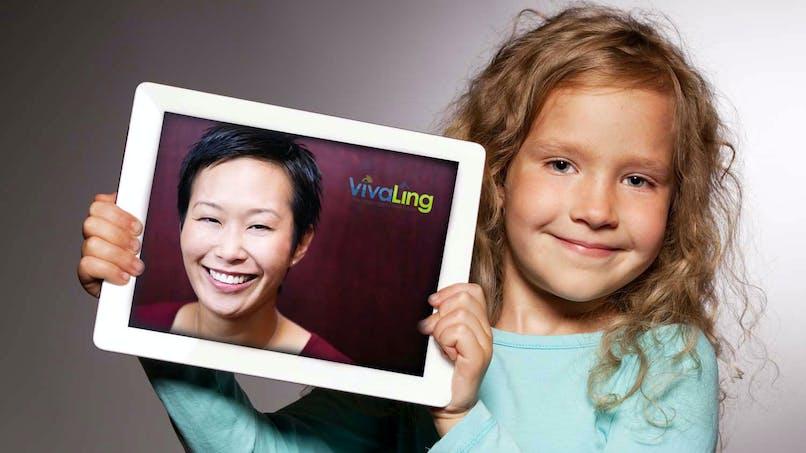 VivaLing, la première académie de langues en ligne personnalisée pour les enfants