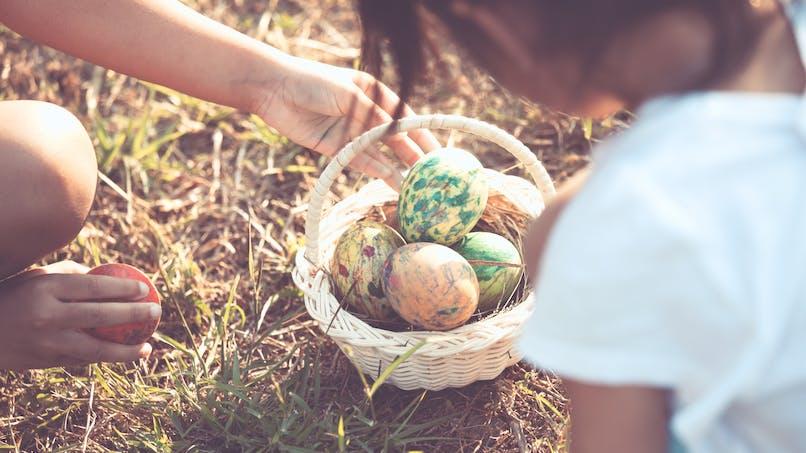 Bretagne : un enfant trouve une arme lors de la chasse aux œufs de Pâques