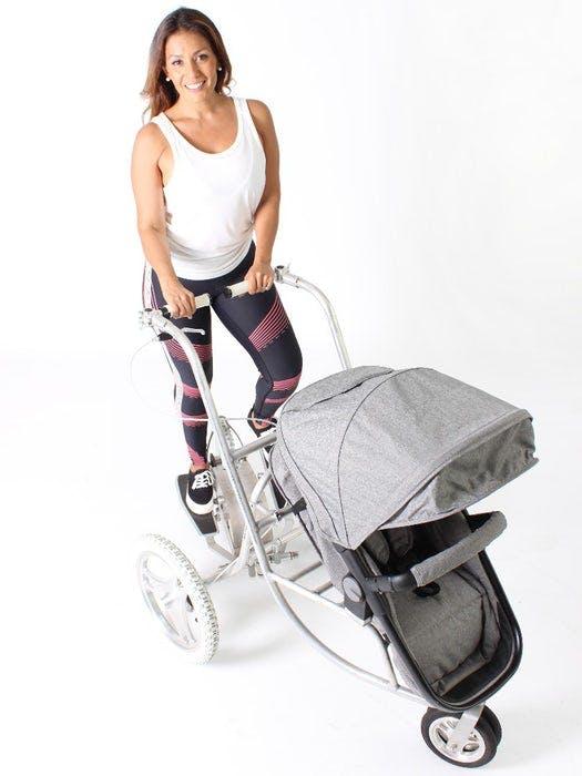 poussette elliptique maman