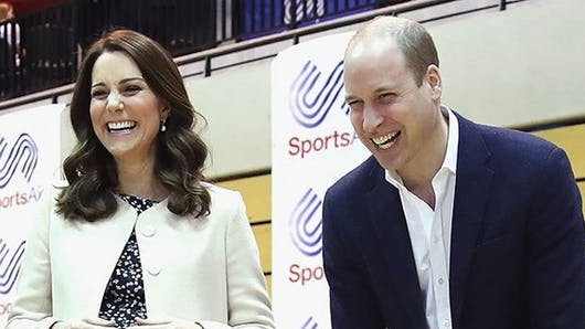 Kate Middleton enceinte : la grosse gaffe du Prince William sur le sexe du bébé