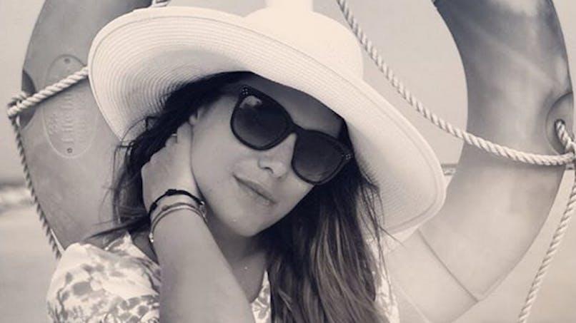 Karine Ferri enceinte et déçue de la révélation de sa grossesse