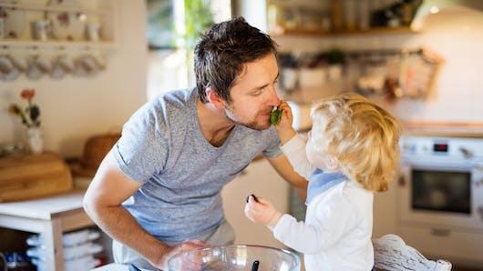 Les épinards, c'est bon pour la santé