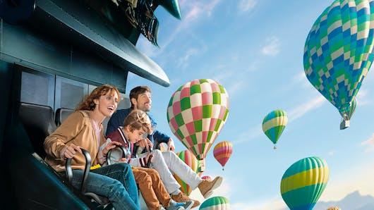 10 parcs d'attractions à découvrir en famille