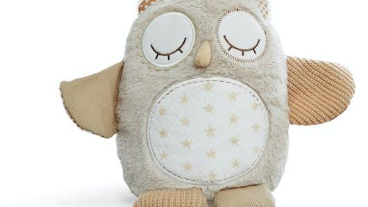 La veilleuse Nighty Night Owl® Smart Sensor de CLOUD B
