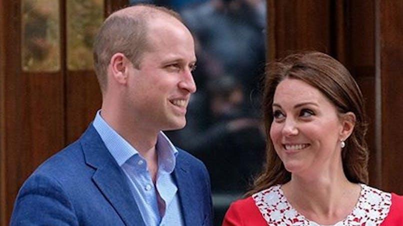 Kate Middleton : sortie de la maternité et premières photos du bébé