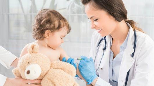 Semaine européenne de la Vaccination: l'importance de ce geste chez les nourrissons
