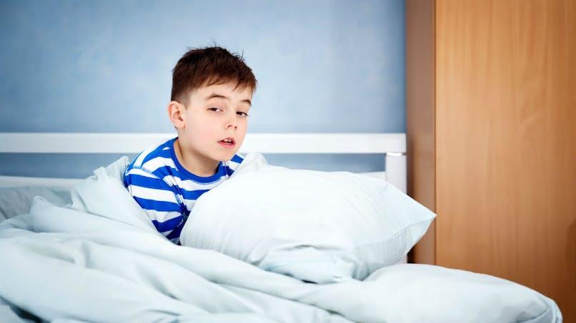 Le manque de sommeil conduit à l'obésité chez les enfants et adolescents