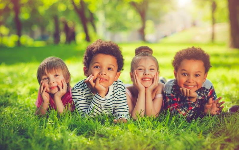 enfants de familles recomposées