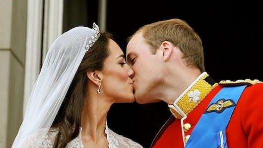 Kate et William fêtent leurs sept ans de mariage (photo)