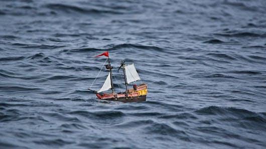 La belle histoire du bateau Playmobil qui a traversé l'Atlantique