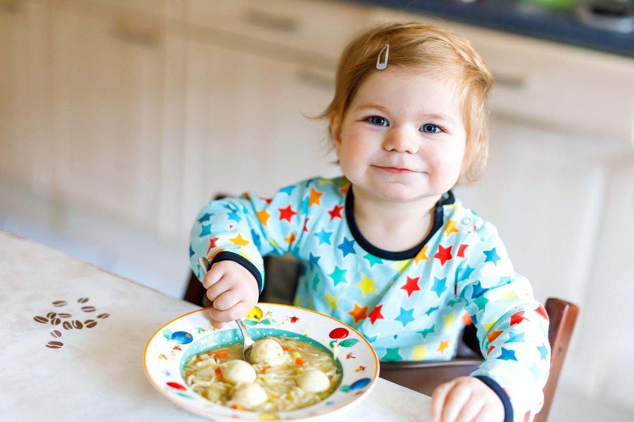 Adapter Le Repas Familial Pour Bébé