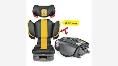 Nomade et évolutif, siège-auto Viaggio Flex 2-3, Peg-Perego