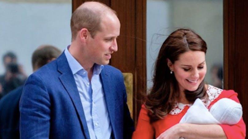 Prince Louis: Kate prononce le prénom de son fils à la française
