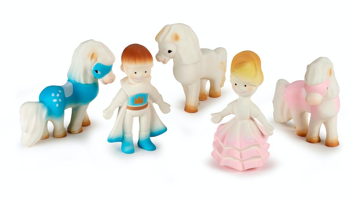 ensemble figurines Papo