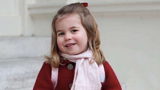 Charlotte de Cambridge a 3 ans: un anniversaire un peu oublié…