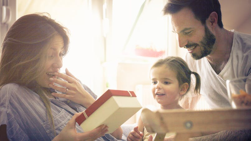 Fête des mères : une maman sur deux ne veut pas de cadeau, selon un sondage belge