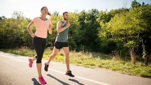 De la marche pour améliorer les chances de grossesse