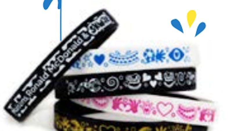 Enfant hospitalisé: 1 bracelet acheté= 1 enfant entouré de ses parents
