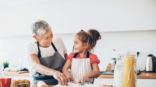 Obésité: elle peut être transmise par la grand-mère à ses petits-enfants